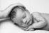 Black & White Newborn Photo